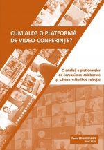 eBook CUM ALEG O PLATFORMĂ DE VIDEO-CONFERINȚE
